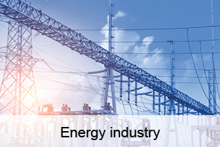 Energy industry, power industry, electricity supply