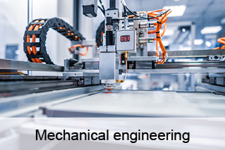 Mechanical engineering, machinery, construction