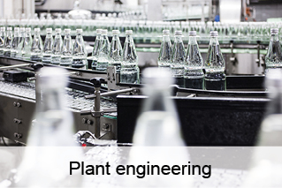 Plant engineering, plant construction, systems engineering
