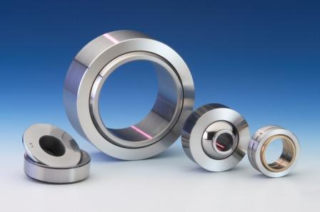 spherical plain bearings, stainless steel bearings